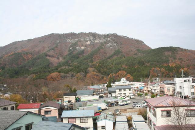岩泉線 ウレイラ山 模型