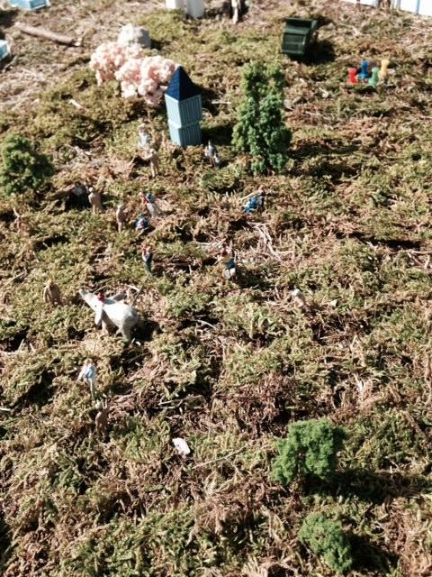 マン盆栽用人形